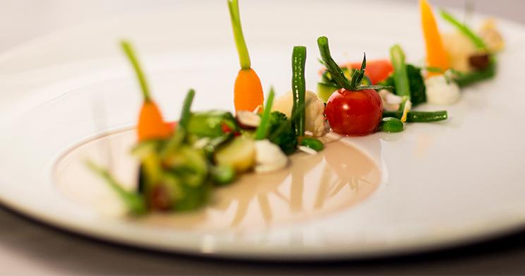 Nos menus gastronomiques for Entree gastronomique originale